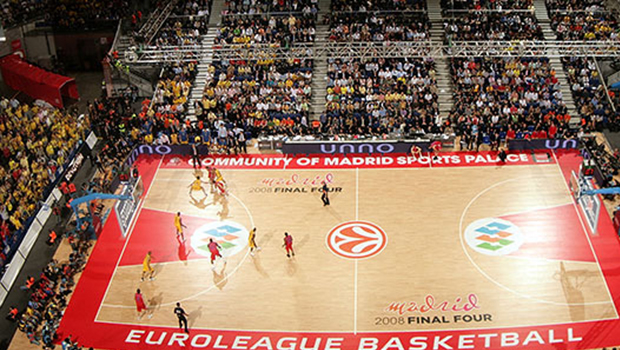 2016 Euroleague Final in Madrid