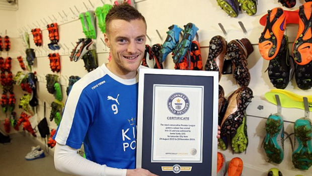 One and Only – Jamie Vardy