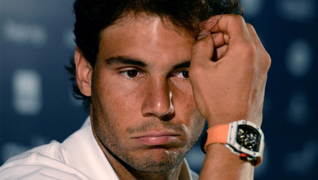 Nadal has had enough