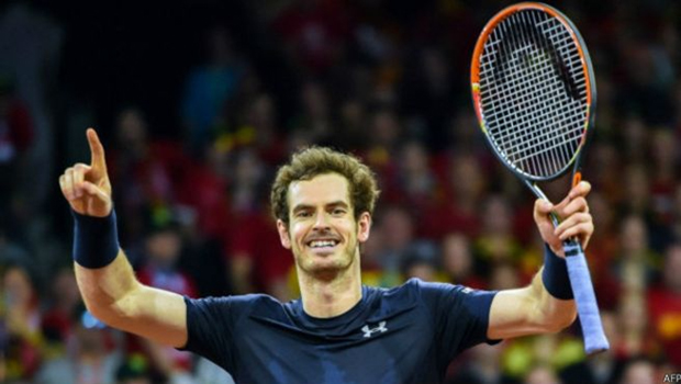 Andy Murray talks about his income