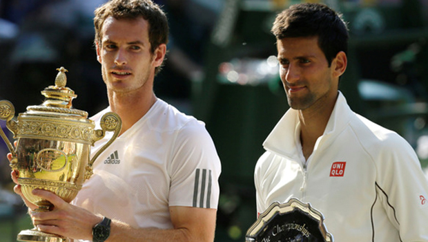 Djokovic vs. Murray