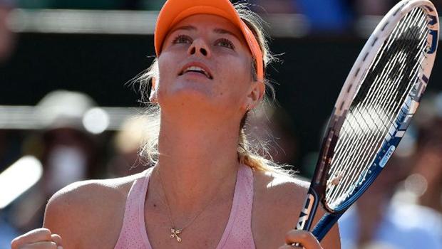 Maria Sharapova can