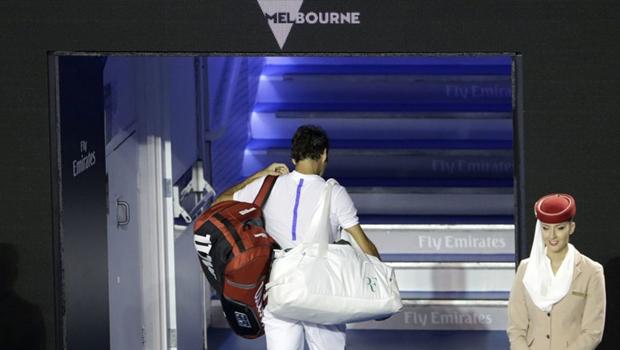 Life without Roger Federer