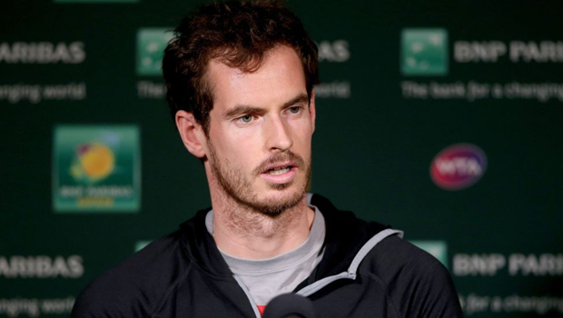 Andy Murray believes that Sharapova would be suspended