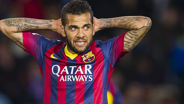 Dani Alves talks