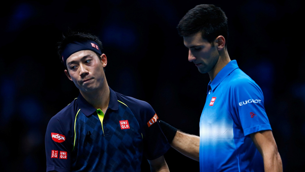 Another final for Novak