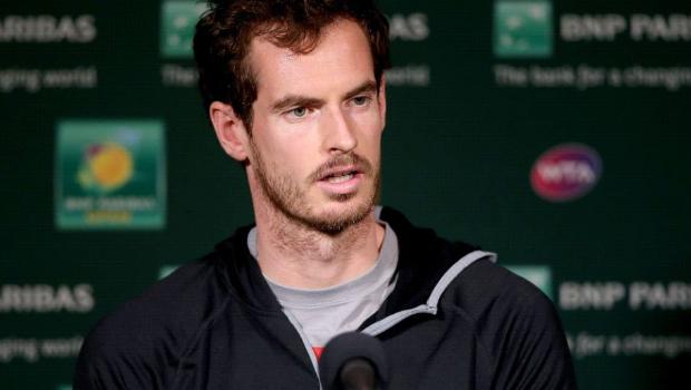 Andy talks about Sharapova