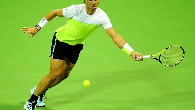 Nadal will never surrender!