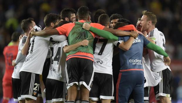 Barca vs Valencia