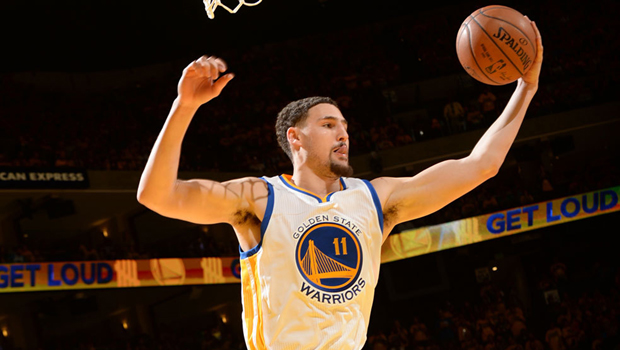 One name – Klay Thompson