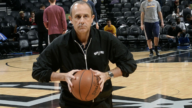 Kenny Atkinson with an interesting story to tell