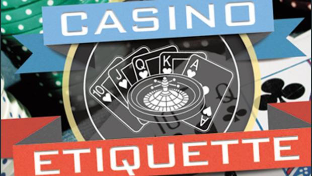 Casino Casino Etiquette