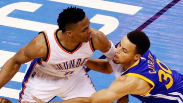 Golden State Warriors @ Oklahoma City Thunder