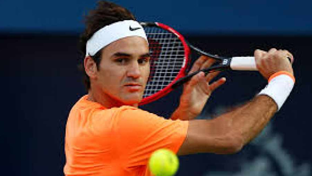 Federer in Madrid open
