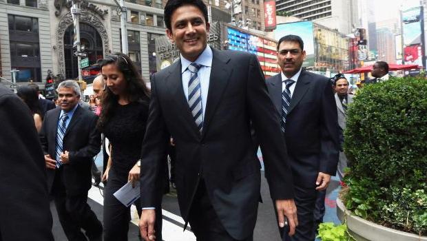 Indian cricket player Ajinkya Rahane praises BCCI for choosing Anil Kumble as coach