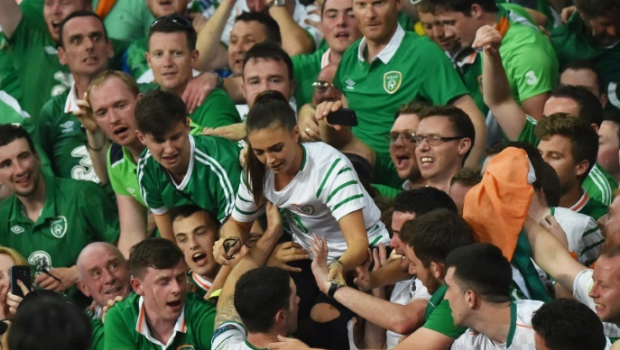 Irish football team is ready to take revenge on France in the upcoming match