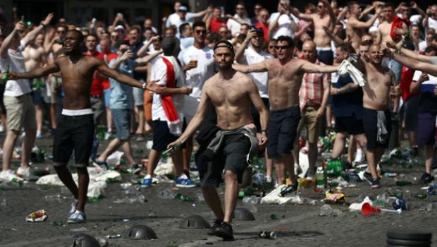 UEFA condemns Croatia
