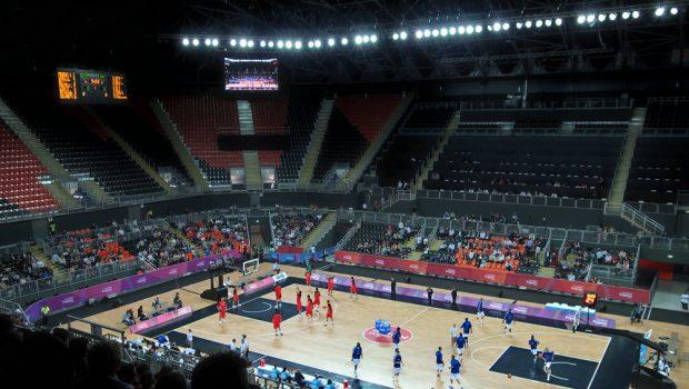 Basketball will upcoming Rio Olympics