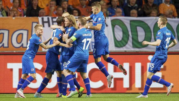 Big money to Iceland football association