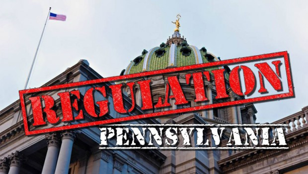 Legalization of gambling in Pennsylvania