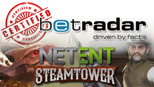 NetEnt latest title Steam Tower