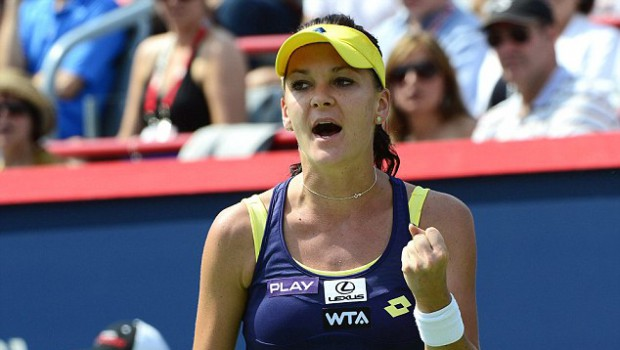 Radwanska looking forward to take another winning of Rogers cup
