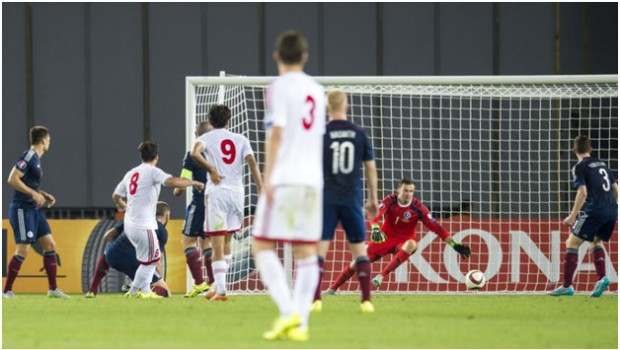Scotland need to learn from how they performed in Euro 2016
