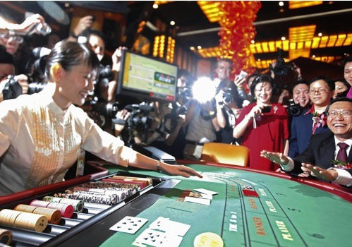 Vietnam involving in gambling