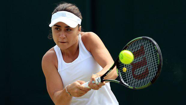 British tennis player was poisoned at Wimbledon
