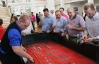 Inaugural casino night fundraiser hosted by Florence Kiwanis Club