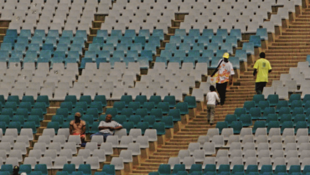 Poor Cricket Test attendances reveal difficulties of audience in the stadium