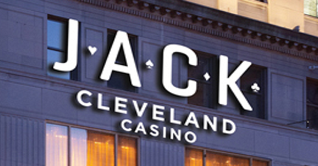 Revenue of Jack Cleveland Casino is down in July