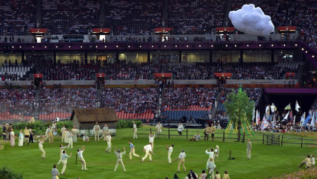 Rome hosting the Olympics in the year 2024 which includes cricket