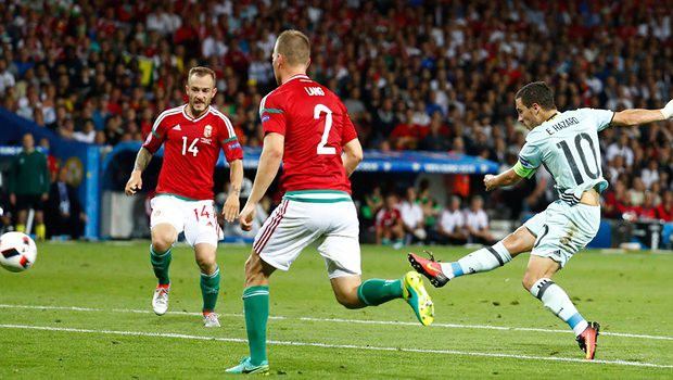 The shocking performance of Wales in the Euro football
