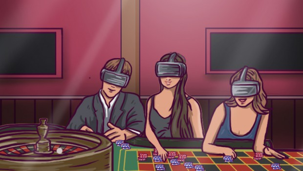 Virtual Reality Technology enhances online casino experience