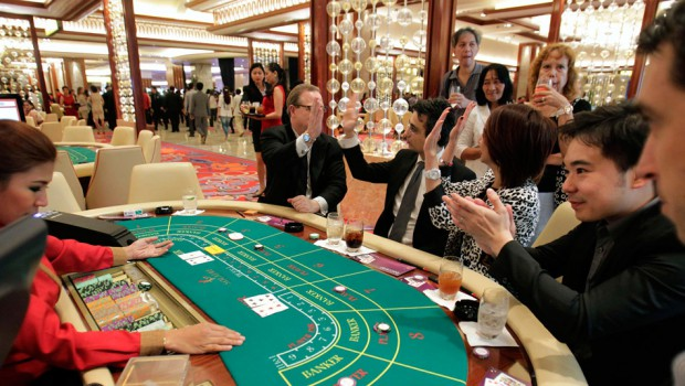 Casino deal P65-B of the Calata Corporation