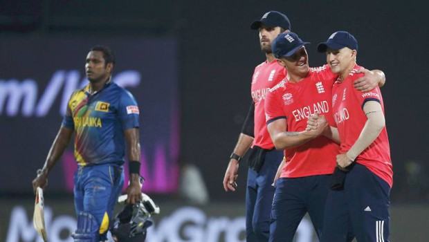 Great match between England vs. srilanka in the cricket t20