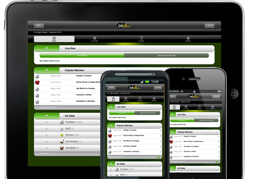 Mobile Based Betting Platforms