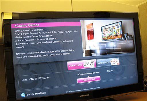 The banned TV show regarding casino gambling