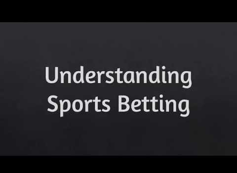 sporting odds explained