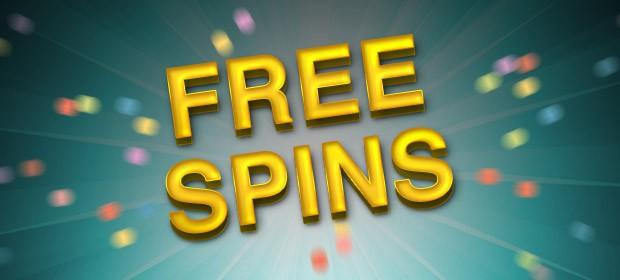 Get 35 free spins at internet casino including 5 no deposit