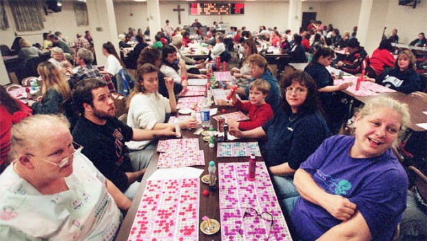 Bingo brings people from all over the world together