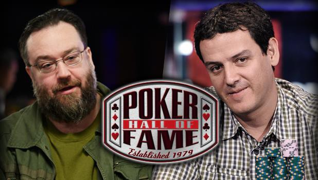 Carlos Mortensen has been inducted into the Poker Hall of Fame