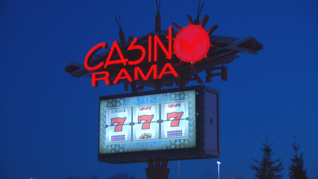 Casino Rama customer information disclosed online