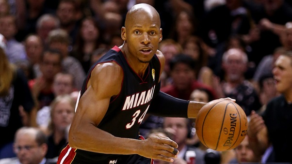 Is Ray Allen really the best shooter in history