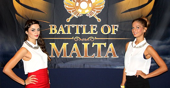 Jaime Sánchez (CNP) The Battle of Malta is a turning