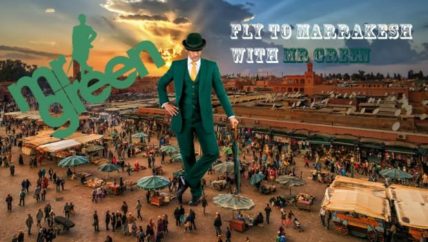 Mr. Green Christmas Promo