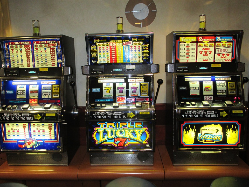 Bet Online Slots