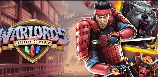 Warlords Slot Machine Net Entertainment Crystals of Power
