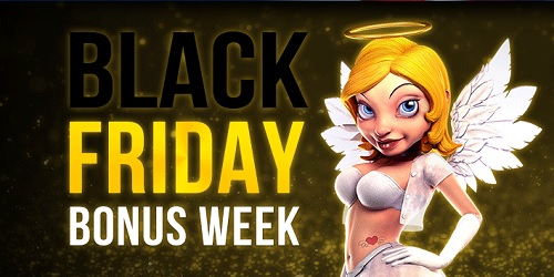 Black Friday, get the best exclusive offers thanks to Casinos.org Games
